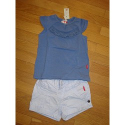 Ensemble t-shirt, short